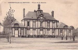 AmfrevilleAutrefois-école