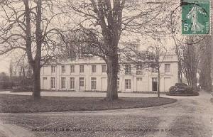 AmfrevilleAutrefois-chateau