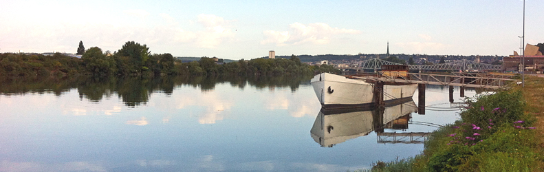 Slide bateau Seine