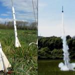 Journées d'autrefois - Micro fusées