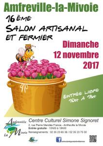 Affiche - Salon fermier 2017-FB