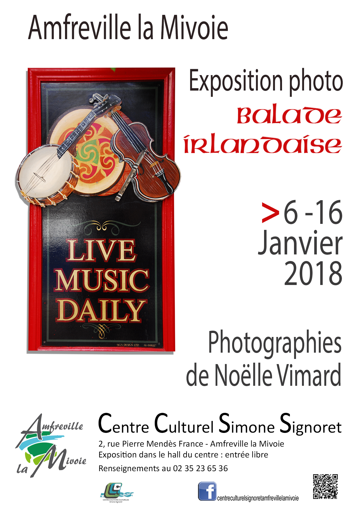 Affiche Expo photo NVimard-FB
