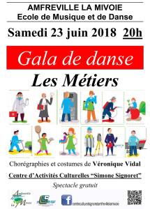 Gala de Danse 2018