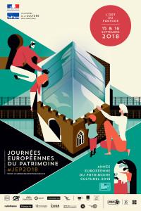 Affiche JeP 18-FB