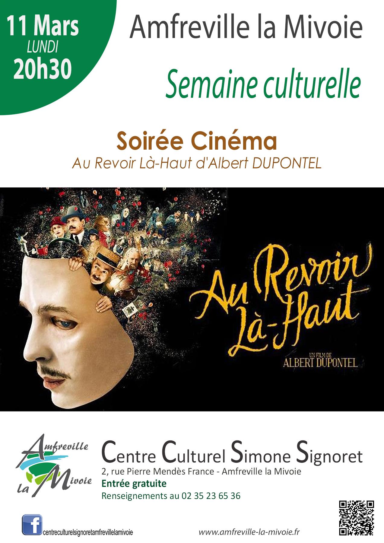 Affiche Cinéma 2019-FB