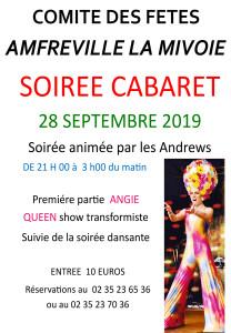 CDF Cabaret
