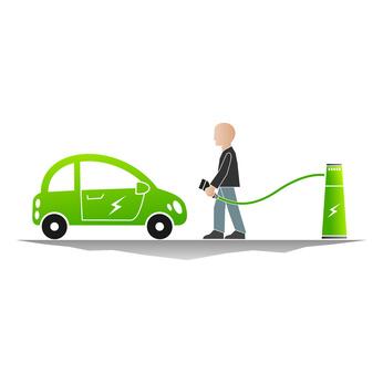 ev charging station 1