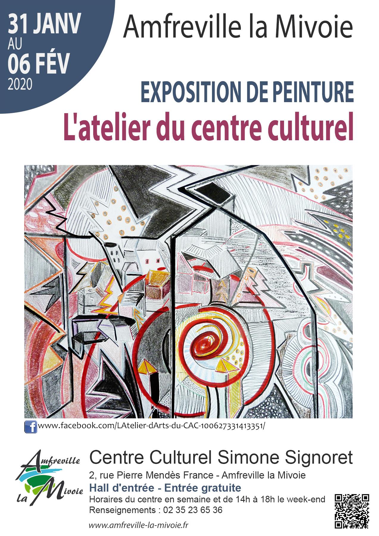 Affiche Atelier AP 2020-FB