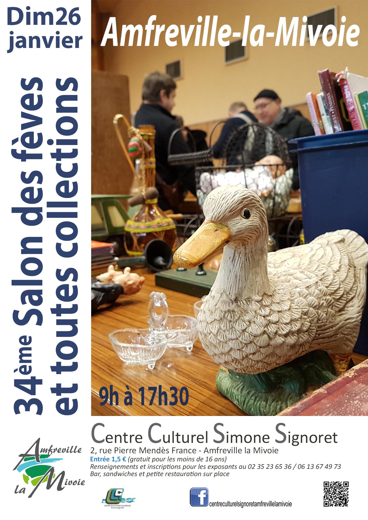 Affiche Salon F&TC 2020-FB