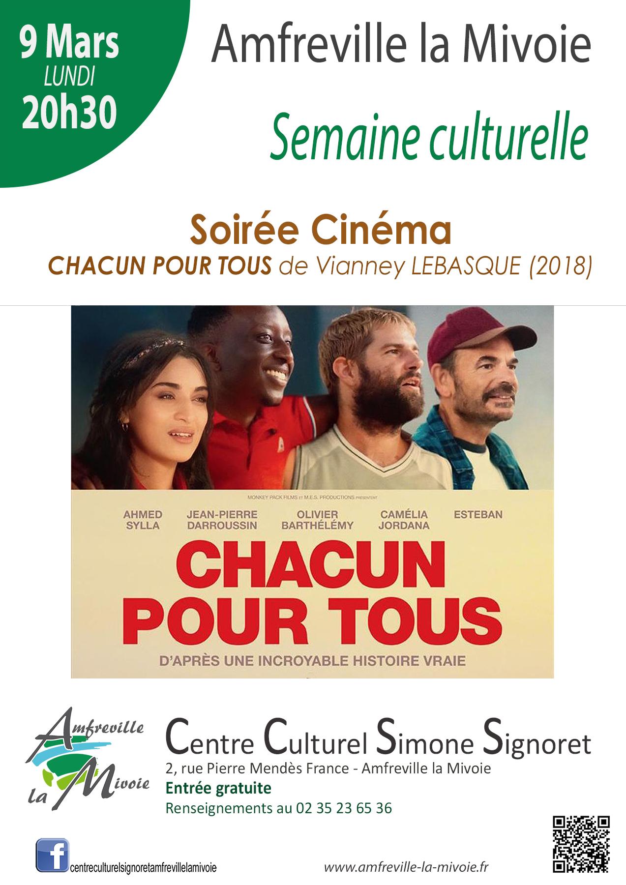 Affiche Cinéma 2020-FB