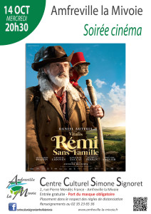 Affiche Cinéma 14 oct 2020-FB