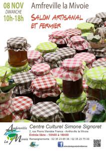 Affiche - Salon fermier 2020-2FB