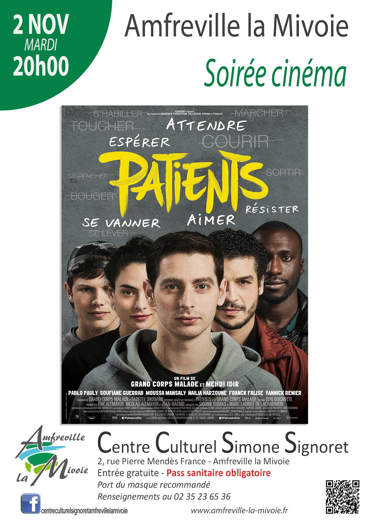 Affiche Cinéma Nov 2021 web